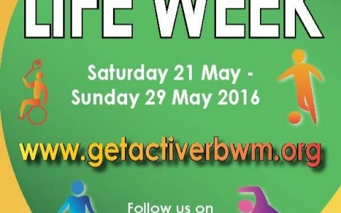 Fit For Life Week May 2016