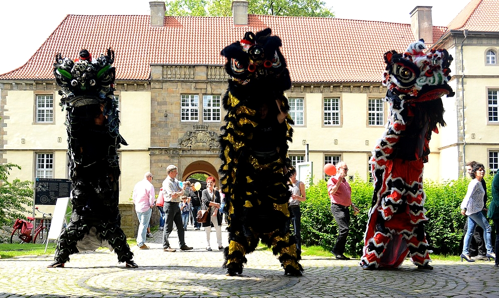 Liondance Team Herne (Germany)