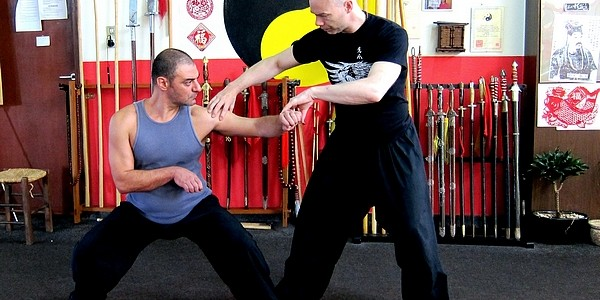 SiFu Dale returned to Greece