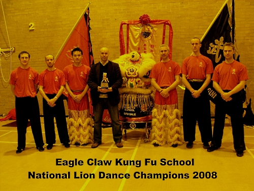 Lion Dance Champion 2008