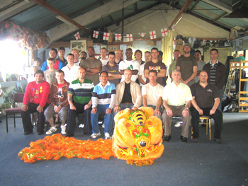 Lion Dance Federation 2007