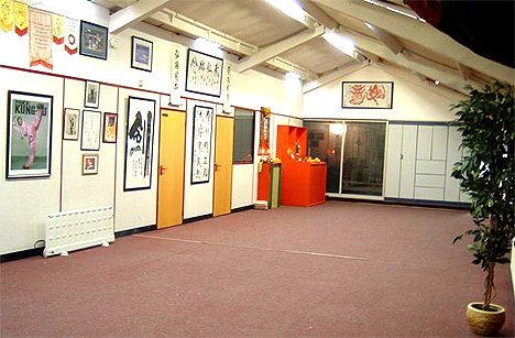 School - Main Training Area