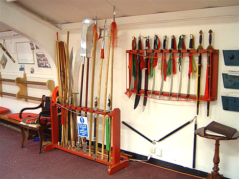 School - Traditional Weapons