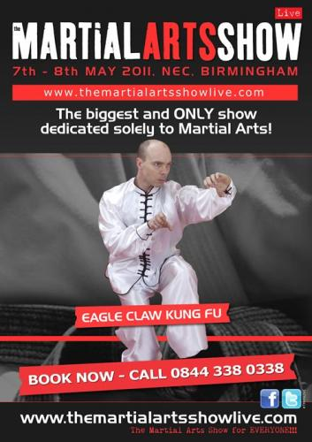 The Martial Arts Show Live 2011